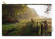 Good Morning Cades Cove II Carry-all Pouch