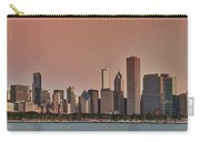 Good Morning Chicago Panorama Carry-all Pouch