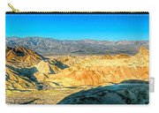 Good Morning From Zabriskie Point Carry-all Pouch