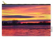 Good Morning Geese Carry-all Pouch