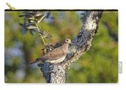 Good Mourning Dove By H H Photography Of Florida Carry-all Pouch