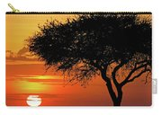 Good Night, Maasai Mara Carry-all Pouch