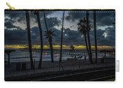 Good Night San Clamente Pier 2 Carry-all Pouch