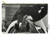 Good Ride Quote Carry-all Pouch