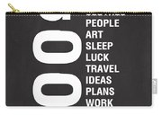 Good Things Carry-all Pouch by Linda Woods
