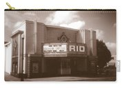 Good Time Theater Carry-all Pouch