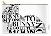 Goodnight My Bunny Carry-all Pouch