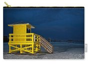 Goodnight Siesta Key Carry-all Pouch