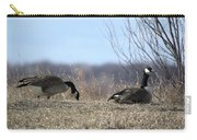 Goose And Gander Carry-all Pouch