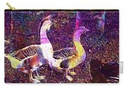 Goose Birds Waterfowl Nature  Carry-all Pouch