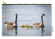 Goose Family Carry-all Pouch
