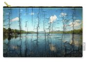 Goose Pond Reflection Carry-all Pouch