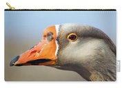 Goose Portrait Carry-all Pouch