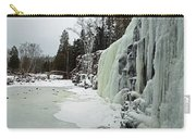 Gooseberry Frozen Falls Carry-all Pouch
