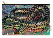 Gopher Snake Carry-all Pouch