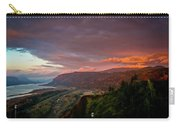 Gorge Sunset Carry-all Pouch