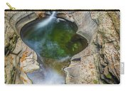 Gorge Trail In Autumn Watkins Glen Carry-all Pouch