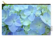 Gorgeous Blue Colorful Floral Art Hydrangea Flowers Baslee Troutman Carry-all Pouch