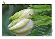 Best Buds Gorgeous Gardenia Flower Buds Carry-all Pouch