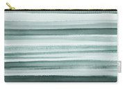 Gorgeous Grays Abstract Interior Decor I Carry-all Pouch