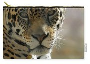 Gorgeous Jaguar Carry-all Pouch by Sabrina L Ryan