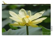 Gorgeous Lotus Flower Carry-all Pouch