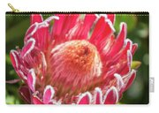 Gorgeous Pink Protea Bloom  Carry-all Pouch