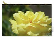 Gorgeous Yellow Rose Carry-all Pouch