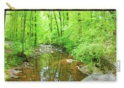 Georgia Stream In Summer Carry-all Pouch