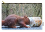 Gorging Squirrel Carry-all Pouch