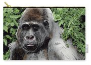 Gorilla My Dreams Carry-all Pouch