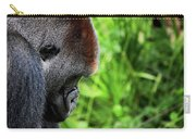 Gorilla Portrait Carry-all Pouch