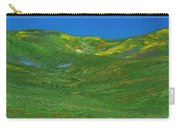 Gorman Wildflowers Carry-all Pouch