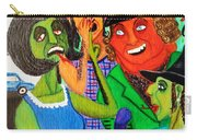 Gossips At The Greengrocer's Carry-all Pouch