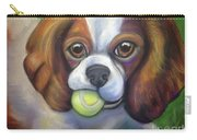 Got Balls? King Charles Carry-all Pouch