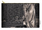 Goth At Heart - 3 Of 4 Carry-all Pouch by Scott  Wyatt