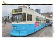Gothenburg City Tram Carry-all Pouch