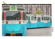 Gothenburg Public Tramcar Carry-all Pouch