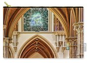 Gothic Arches - Holy Name Cathedral - Chicago Carry-all Pouch
