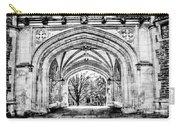 Gothic Architecture At Princeton University  Princeton New Jersey Carry-all Pouch