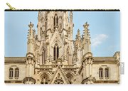 Gothic Cathedral In Havana Carry-all Pouch
