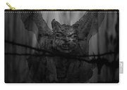 Gothic Guardian Bw Carry-all Pouch