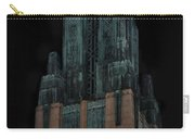 Gothic Night. Architecture Of Los Angeles Carry-all Pouch