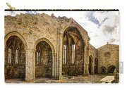 Gothic Temple Ruins - San Domingos Carry-all Pouch