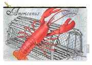 Gourmet Shellfish 2 Carry-all Pouch