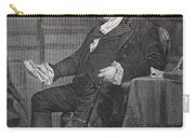 Gouverneur Morris 1752-1816. American Carry-all Pouch