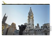 Government Of The People And City Hall Philadelphia Carry-all Pouch