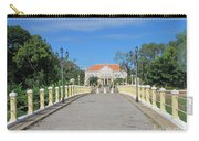 Governor Mansion In Battambang Cambodia Carry-all Pouch