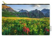 Governor's Basin In Bloom Carry-all Pouch
