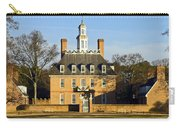 Governor's Palace Williamsburg Carry-all Pouch